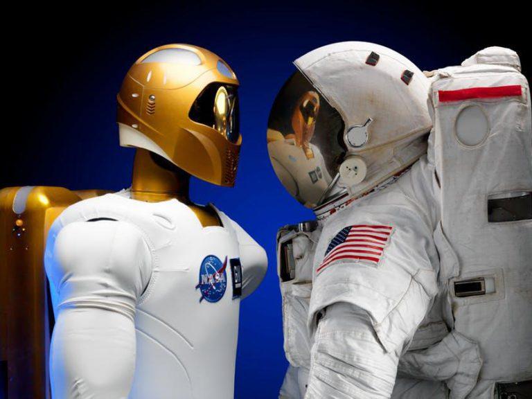 Robonaut machines dexterous humanoid 39644