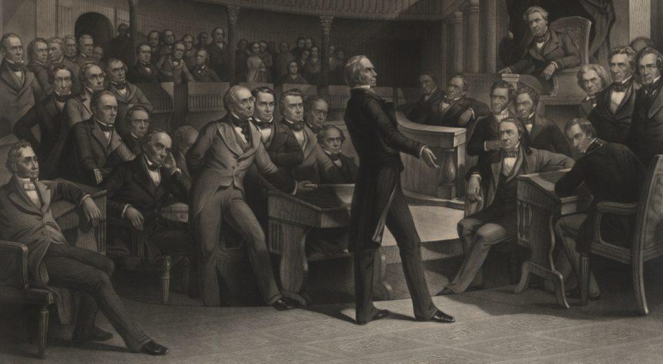 Old senate debate 1