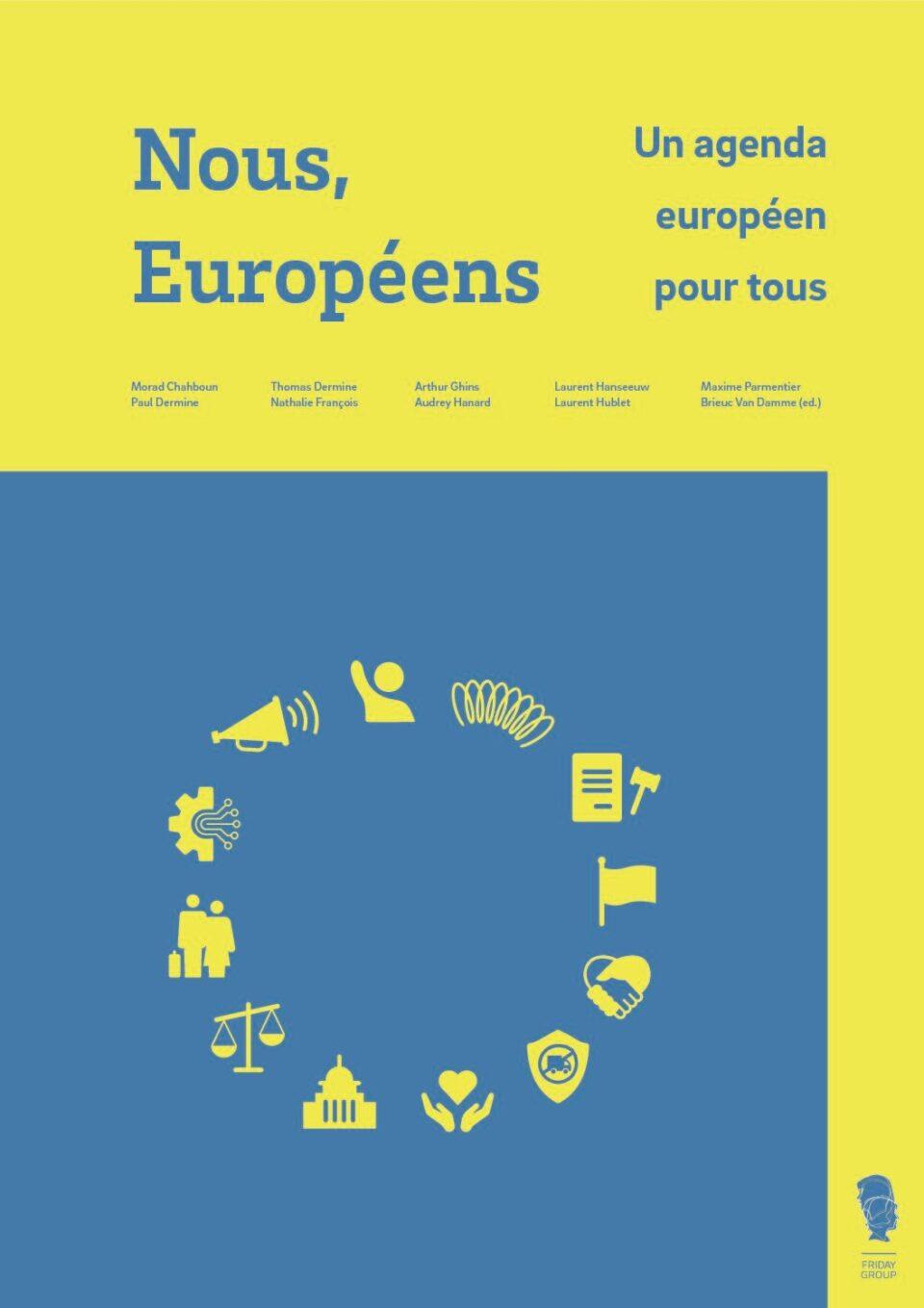 Groupeduvendredi rapport nous europeens