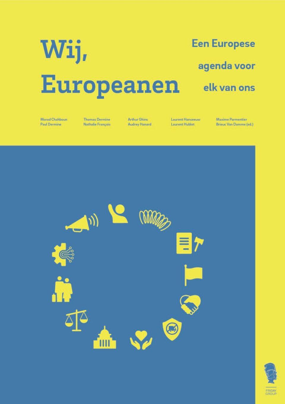 Vrijdaggroep rapport wij europeanen